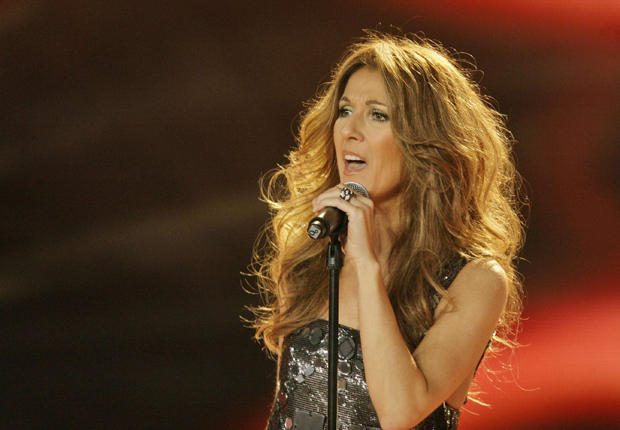 Top 10 richest musicians - Celine Dion