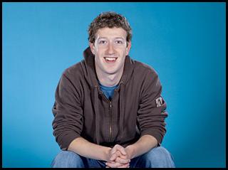 Mark Zukerberg...