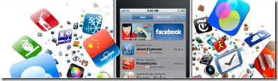 Apps on PlayStore and AppleStore