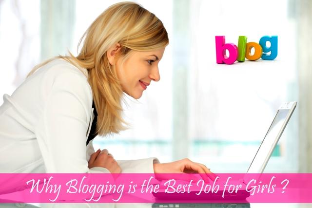 Blogging is Best for Girls
