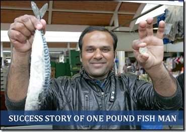 One Pound Fish Man