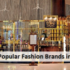 Most Popular Fashion Brands in Dubai