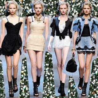 Dolce & Gabbana popular clothing brand